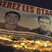 Otages : les accusations d'espionnage rejetées