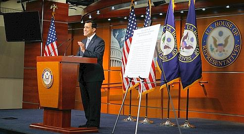 Le représentant républicain Darrell Issa (ici en mai 2010, à Washington) a affirmé que Barack Obama était «l'un des présidents les plus corrompus des temps modernes».