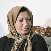 L'étrange conférence de presse de Sakineh
