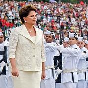Au Brésil, Rousseff veut éradiquer la pauvreté