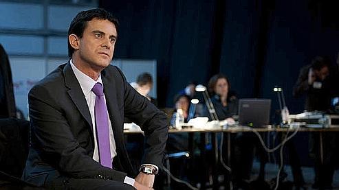 «C'est ma marque, il faut dépasser la question des 35 heures», a lancé Manuel Valls dimanche. (Vincent Boisot/Le Figaro)