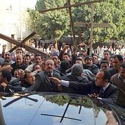 La tension monte en Égypte après l'attentat