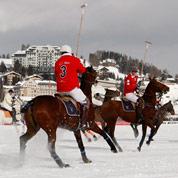 Tiercé gagnant pour le polo sur neige