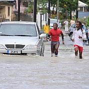 Des pluies font cinq morts en Guadeloupe
