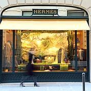 Hermès gagne une manche face à LVMH