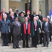 Sarkozy déjeune avec 19 économistes