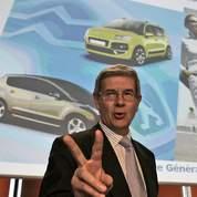 PSA a vendu 3,6 millions de véhicules en 2010