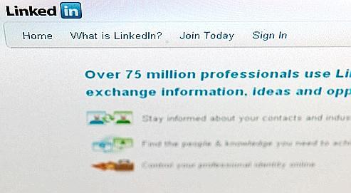 LinkedIn pourrait s'introduire en Bourse en 2011