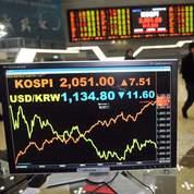 Le Nikkei grimpe, les autres Bourses mitigées