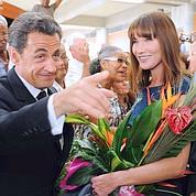 Sarkozy se lance à la reconquête des Antilles