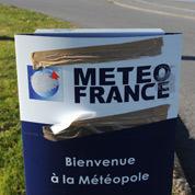 Avis de coup de vent sur Météo France