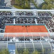 Roland-Garros: le projet versaillais