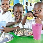 Haïti : la nouvelle vie des enfants du séisme