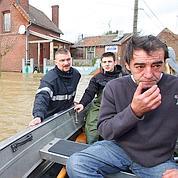 Les inondations dans le nord se poursuivent