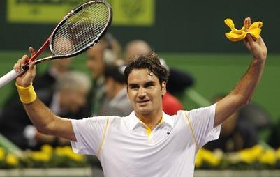 Federer premier roi de 2011
