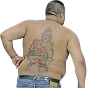Gauchito, le héros de la pampa devenu un dieu