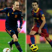 Pourquoi Iniesta et Xavi méritent le ballon d'or