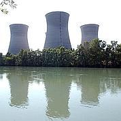 Le parc nucléaire d'EDF tourne à plein