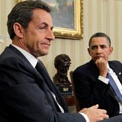 Sarkozy et Obama unis face au terrorisme
