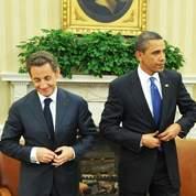 Sarkozy travaillera avec Obama sur les monnaies