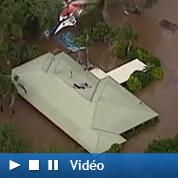 L'Australie frappée par un «tsunami terrestre»