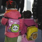 Hausse des adoptions internationales