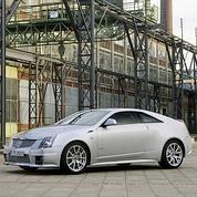 Cadillac CTS-V : un vrai «muscle car»