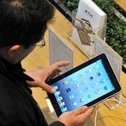 Les tablettes rongent les ventes d'ordinateurs