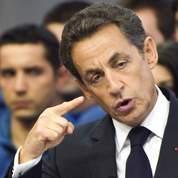 Sarkozy tacle l'Irlande sur les impôts