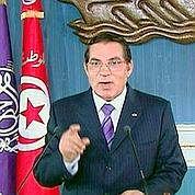 Ben Ali quittera la présidence en 2014