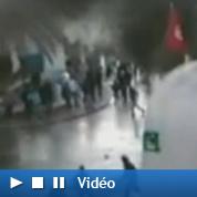 «Les forces spéciales tirent sur la foule»