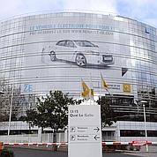 Renault porte plainte contre X