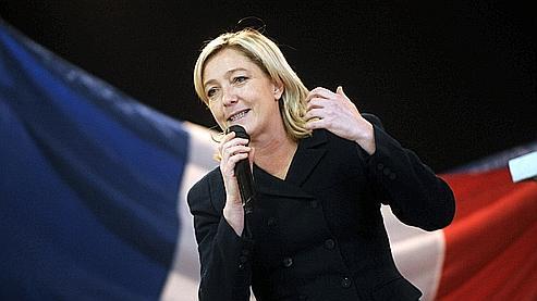 Marine Le Pen rêve d'un nouveau «21 avril».