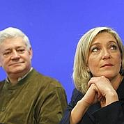 Le Front national change de président