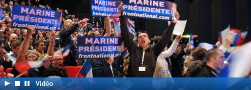FN : ce que les militants attendent de Marine Le Pen