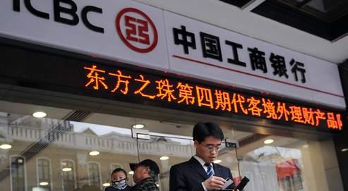 La banque chinoise ICBC part à la conquête de l'Europe