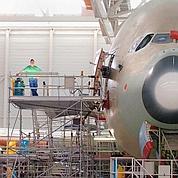 Airbus envisage 3000 recrutements en 2011
