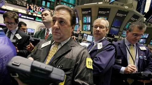 Wall Street pénalisé par le secteur financier