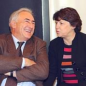 Primaires PS : Aubry devant Strauss-Kahn