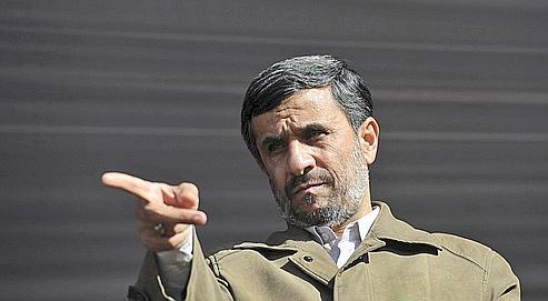 Le président iranien, Mahmoud Ahmadinejad, le 10 novembre dernier.
