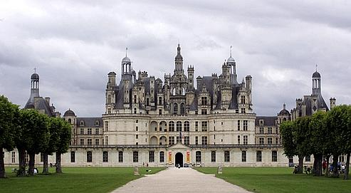 chambord château spectacle