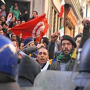 Une manifestation empêchée à Alger