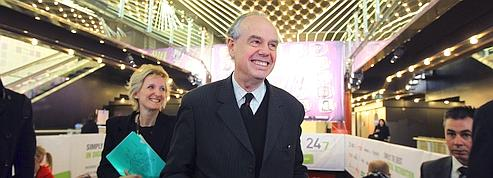 Musique: Mitterrand relance la «taxe Google»