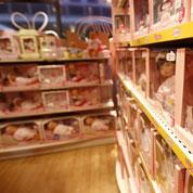 Le marché du jouet organise déjà Noël 2011