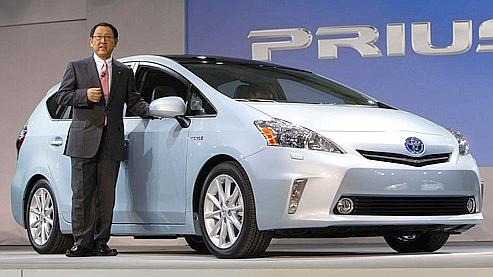 Toyota reste le premier constructeur auto mondial