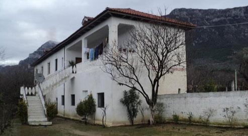 Cette maison où les détenus de l'UCK auraient été tués