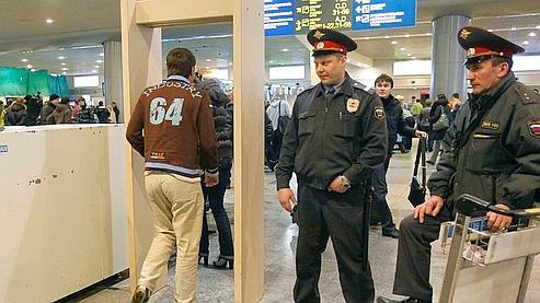 L'explosion a eu lieu dans la zone des arrivées internationales de l'aéroport de Moscou-Domodedovo.
