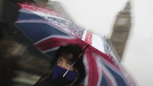 L'économie britannique devrait souffrir du plan de rigueur en 2011.
