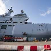 Quatre Mistral pour la marine russe