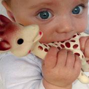 Sophie la Girafe fête son cinquantenaire